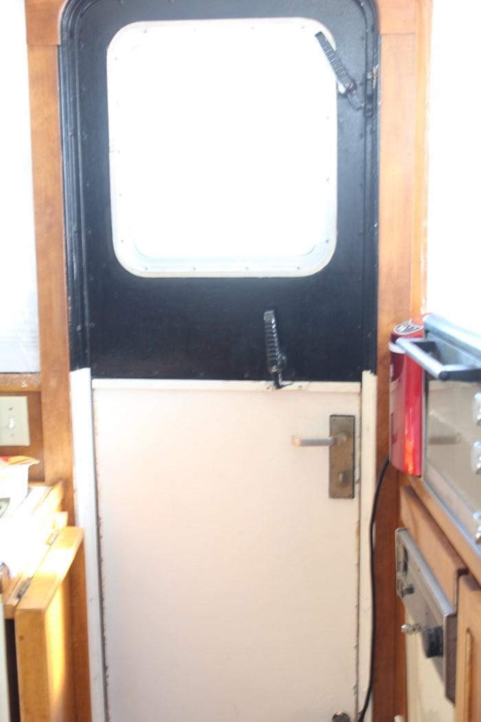 1995 Custom Steel Trawler Custom Built Photo 9 of 93