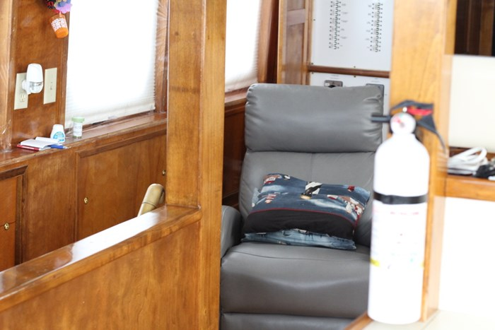 1995 Custom Steel Trawler Custom Built Photo 25 of 93
