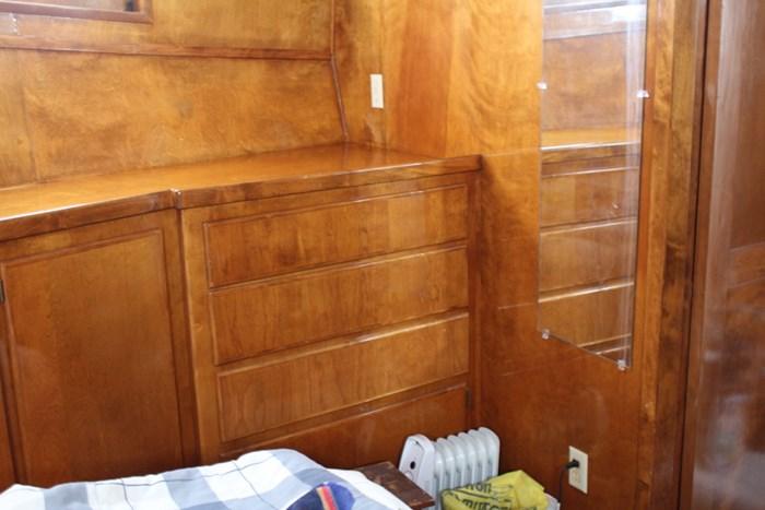 1995 Custom Steel Trawler Custom Built Photo 33 of 93