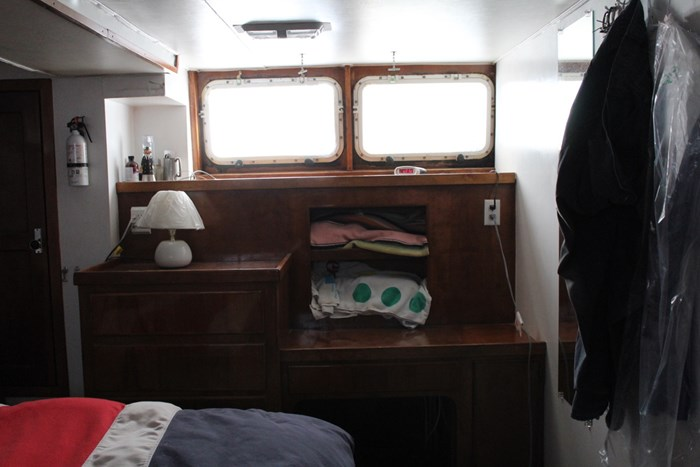 1990 Custom Steel Trawler Custom Built Photo 29 of 50
