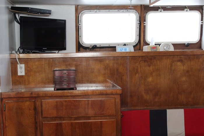 1990 Custom Steel Trawler Custom Built Photo 30 of 50