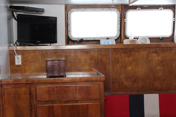 1995 Custom Steel Trawler Custom Built Photo 72 of 93