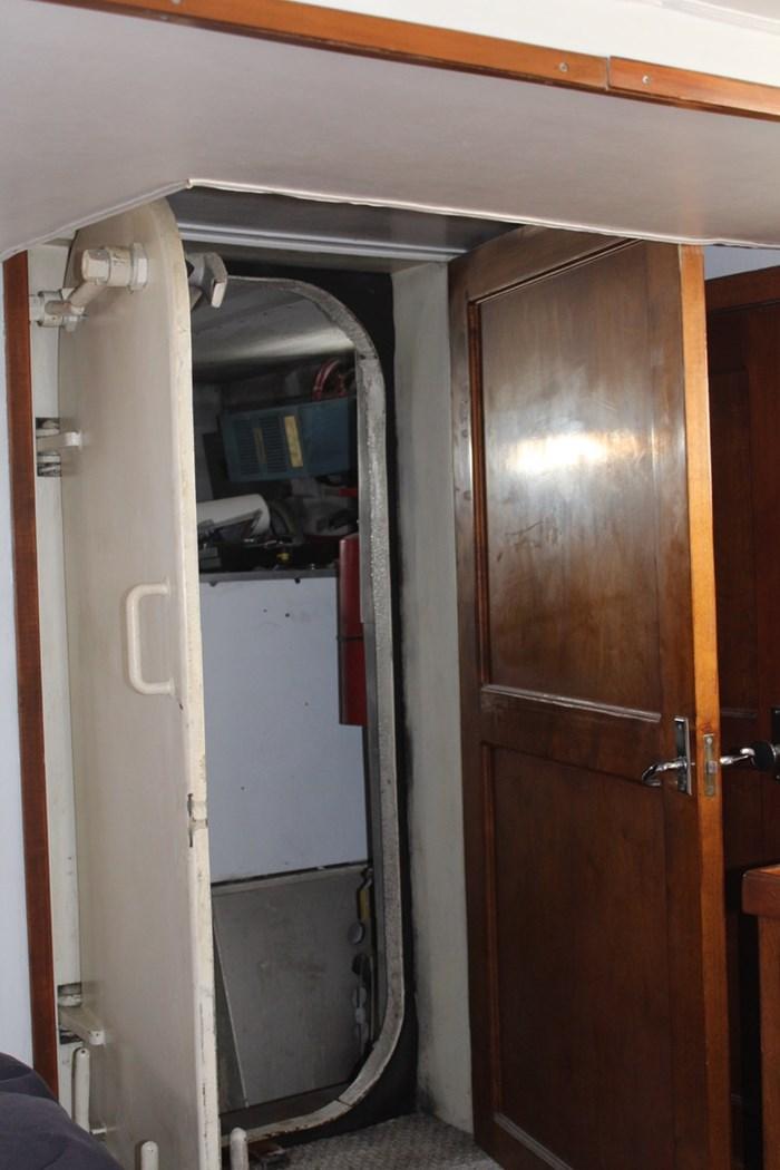1995 Custom Steel Trawler Custom Built Photo 77 of 93