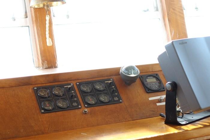 1995 Custom Steel Trawler Custom Built Photo 85 of 93