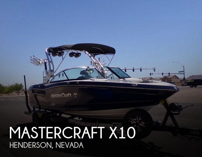 2014 Mastercraft X10 Wake Surf Photo 1 sur 20