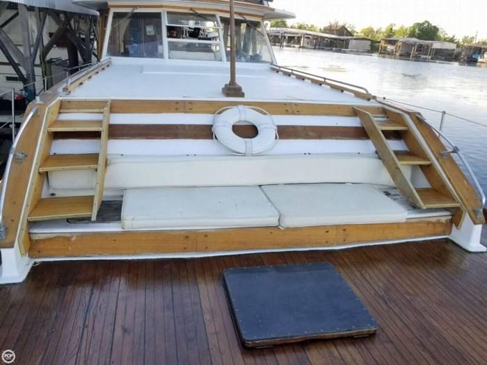 1972 Trojan Flush Deck Motoryacht 42 Photo 10 of 20