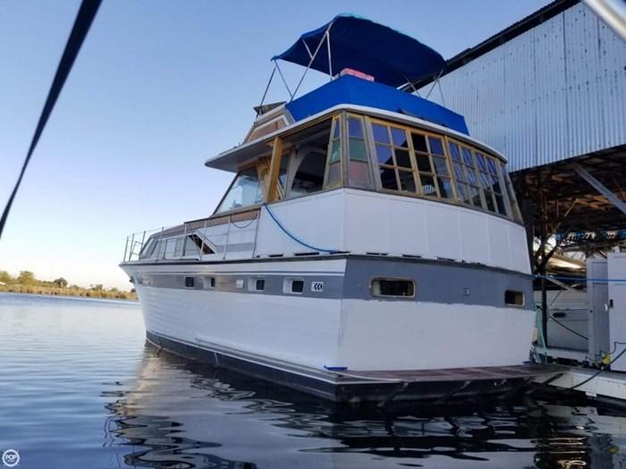 1972 Trojan Flush Deck Motoryacht 42 Photo 20 of 20