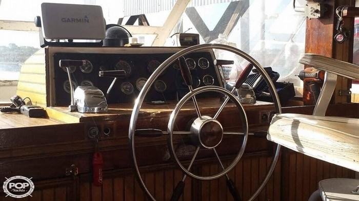 1972 Trojan Flush Deck Motoryacht 42 Photo 9 of 20