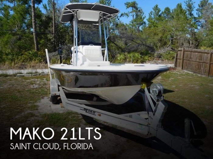 2014 Mako 21LTS Photo 1 sur 20