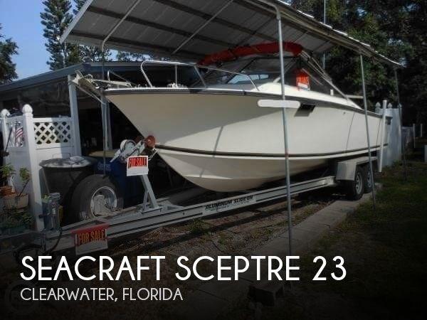 1975 SeaCraft Sceptre 23 Photo 1 of 20