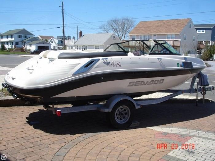 2008 Sea-Doo 205 Utopia SE Photo 3 sur 20