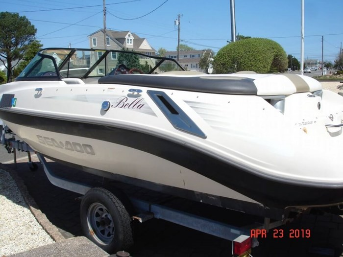 2008 Sea-Doo 205 Utopia SE Photo 5 sur 20