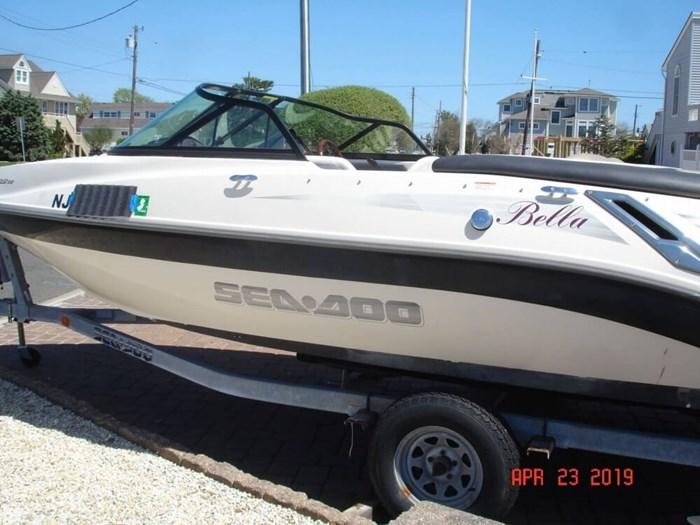 2008 Sea-Doo 205 Utopia SE Photo 6 sur 20