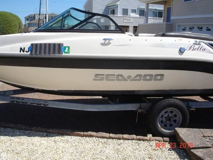 2008 Sea-Doo 205 Utopia SE Photo 7 sur 20