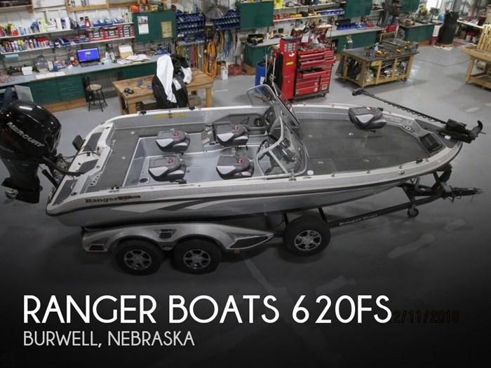 2016 Ranger 620FS Photo 1 sur 9