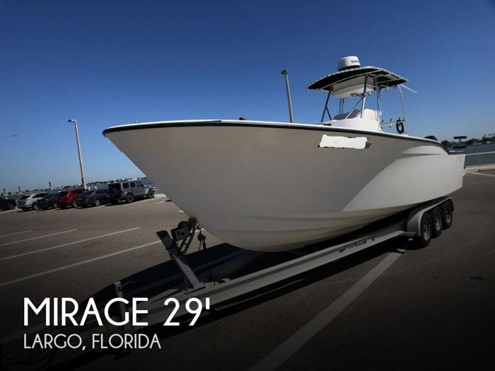 1998 Mirage 29 Sport Fishing Photo 1 sur 20