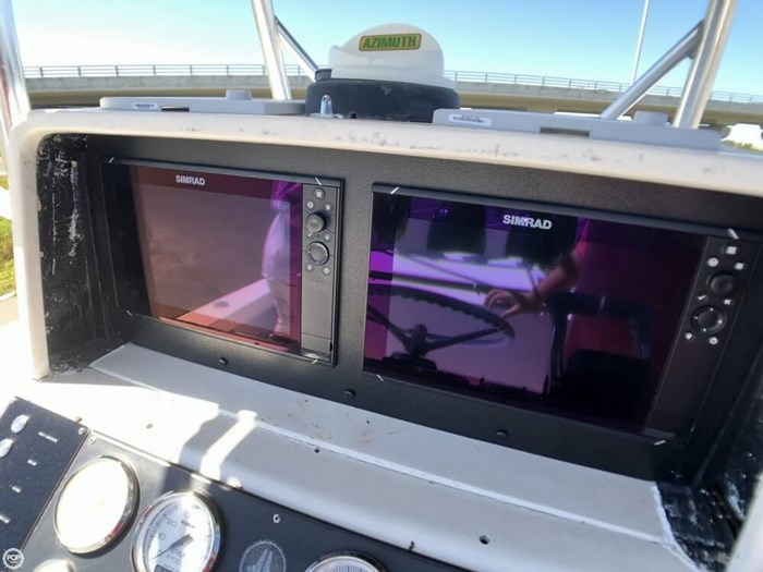 1998 Mirage 29 Sport Fishing Photo 6 sur 20
