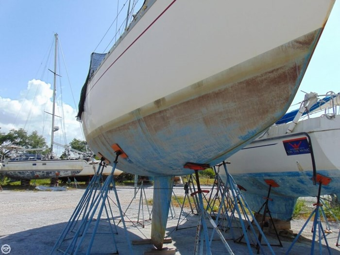 1982 Beneteau First 38 Photo 18 sur 20