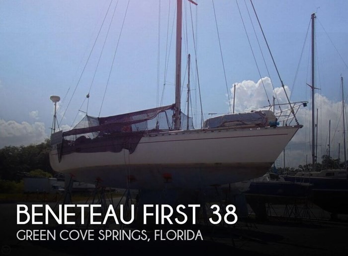 1982 Beneteau First 38 Photo 1 sur 20