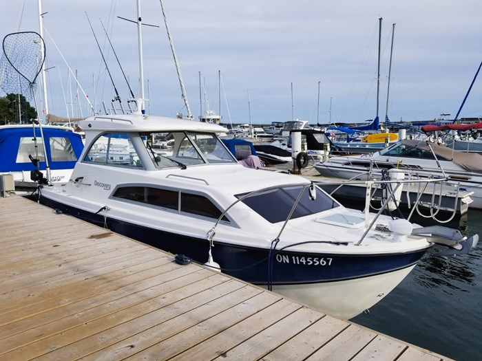 2007 Bayliner 246 Discovery Photo 7 sur 18