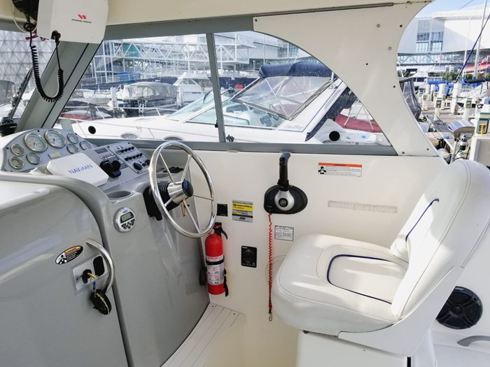 2007 Bayliner 246 Discovery Photo 15 sur 18