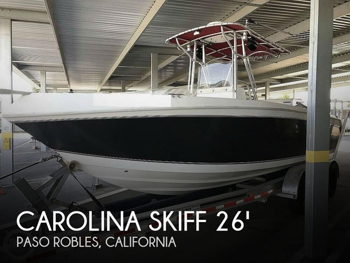 2009 Carolina Skiff 26 Center Console Photo 1 of 20