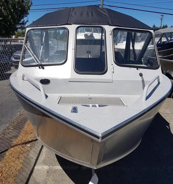 2018 Northwest Boats 187 Compass Outboard Photo 2 sur 6
