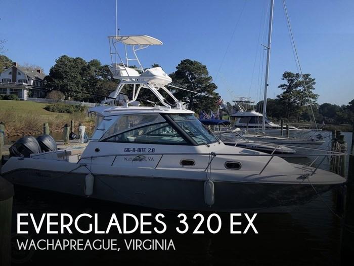 2011 Everglades 320 EX Photo 1 sur 20