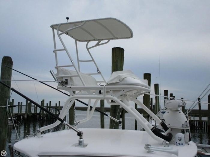 2011 Everglades 320 EX Photo 13 sur 20