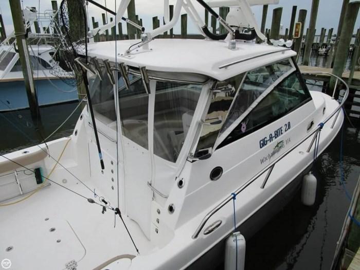 2011 Everglades 320 EX Photo 14 sur 20