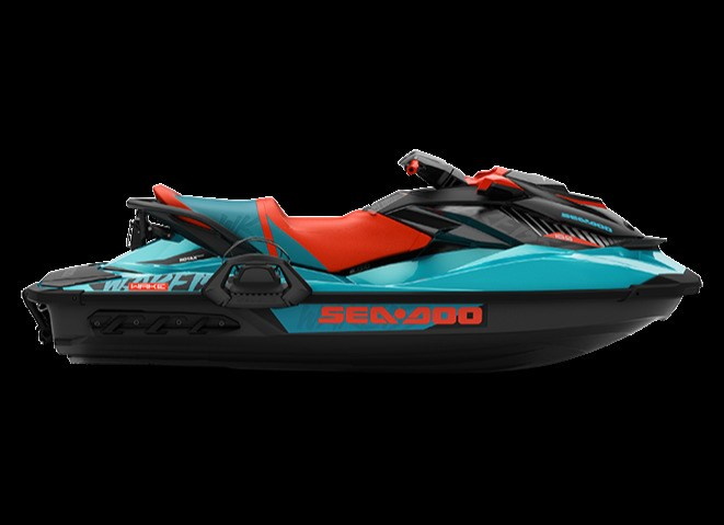 2019 Sea-Doo Wake 155 Photo 4 sur 4