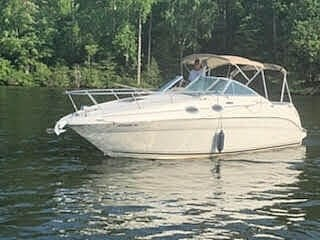 2004 Sea Ray 260 Sundancer Photo 2 of 22