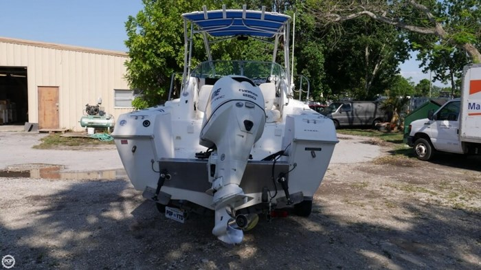 1995 Wellcraft Excel 23 Fish Photo 7 of 20
