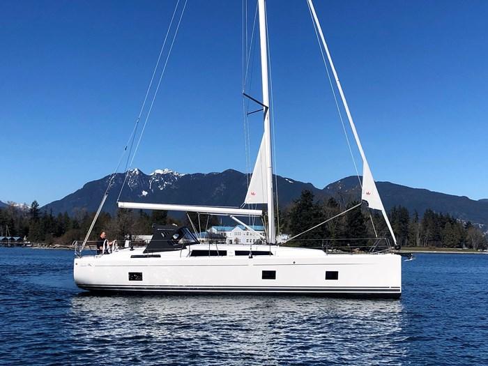 2020 Hanse Yachts 418 Photo 1 sur 46