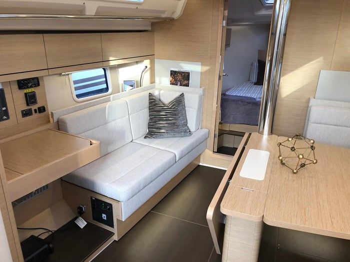 2020 Hanse Yachts 418 Photo 4 sur 46