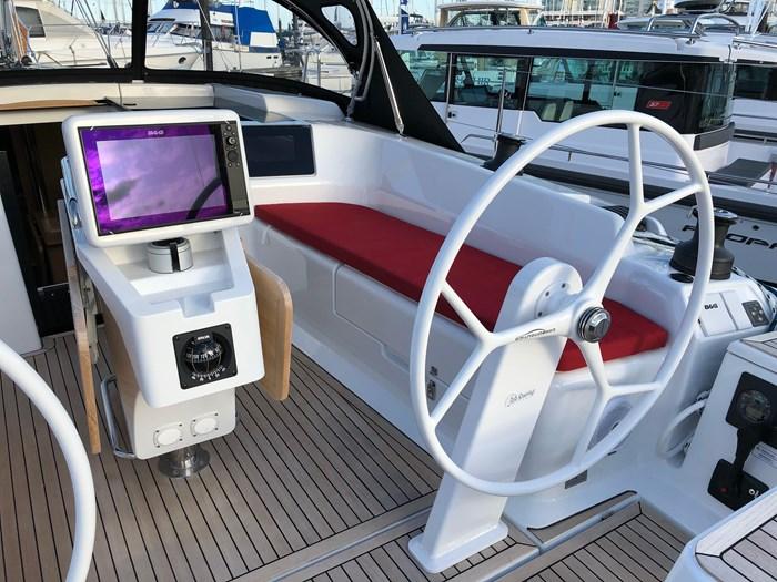2020 Hanse Yachts 418 Photo 12 sur 46