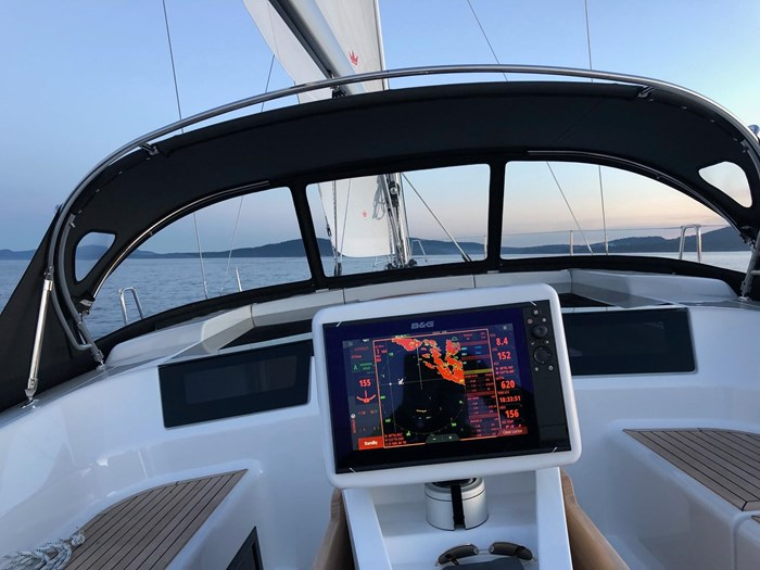 2020 Hanse Yachts 418 Photo 18 sur 46