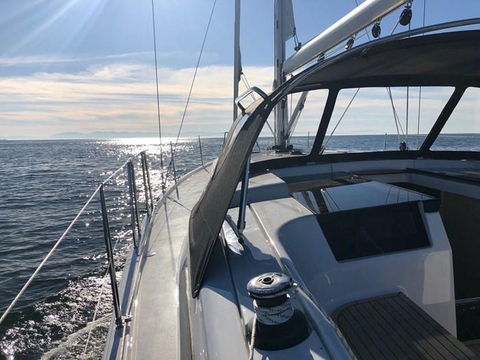 2020 Hanse Yachts 418 Photo 21 sur 46