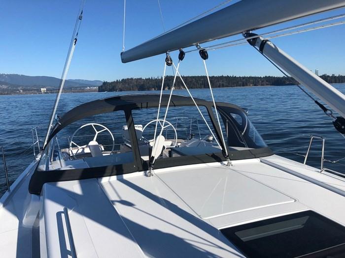2020 Hanse Yachts 418 Photo 32 sur 46