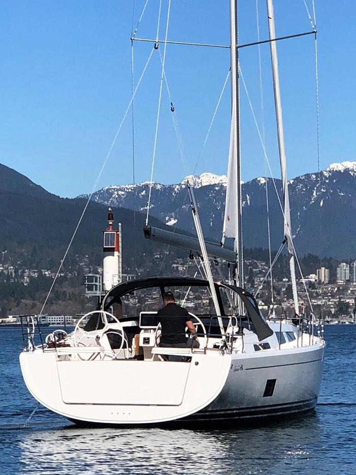 2020 Hanse Yachts 418 Photo 45 sur 46