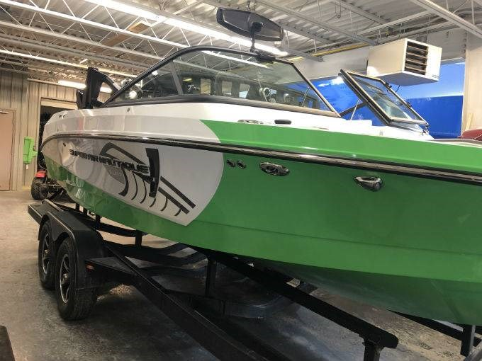 2019 NAUTIQUE SUPER AIR 210 Photo 1 sur 11