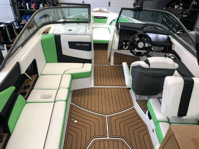 2019 NAUTIQUE SUPER AIR 210 Photo 3 sur 11