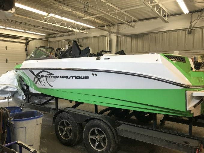 2019 NAUTIQUE SUPER AIR 210 Photo 11 sur 11