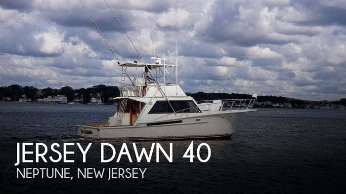 1980 Jersey Dawn 40 Photo 1 sur 20
