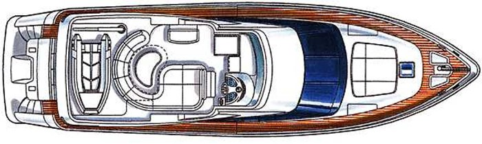 1996 Azimut 70 Sea-Jet Photo 35 of 36