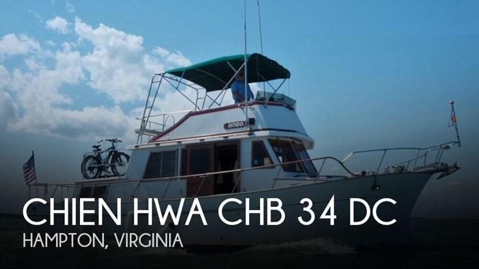 1984 Chien Hwa CHB 34 DC Photo 1 sur 20