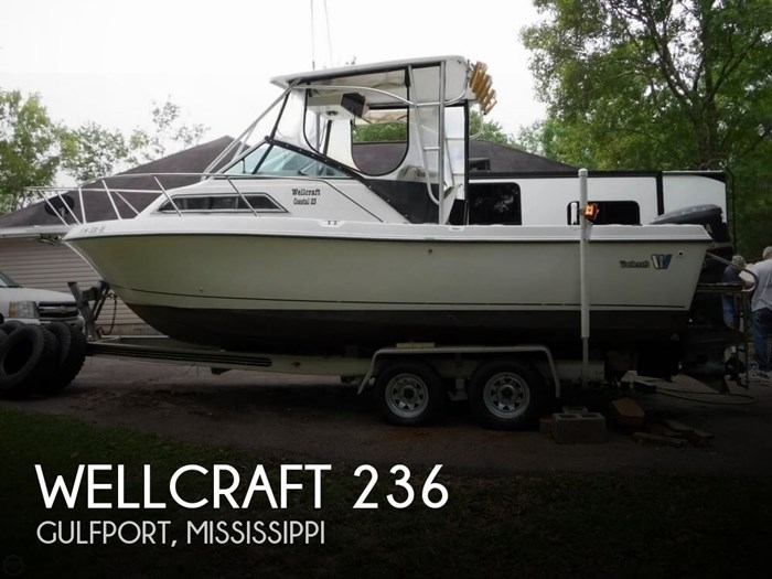 1991 Wellcraft Coastal 236 Photo 1 sur 20