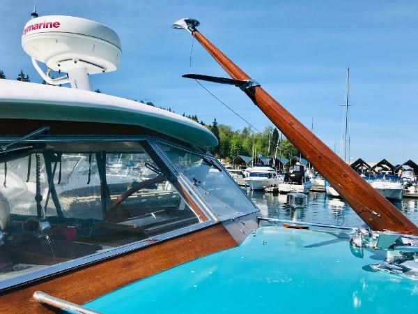 1956 Chris-Craft Constellation Photo 18 sur 33