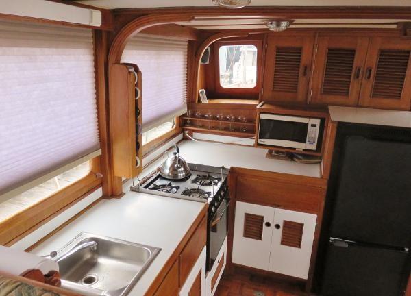 1980 Grand Grand Mariner 40 Tri-Cabin Photo 7 of 19