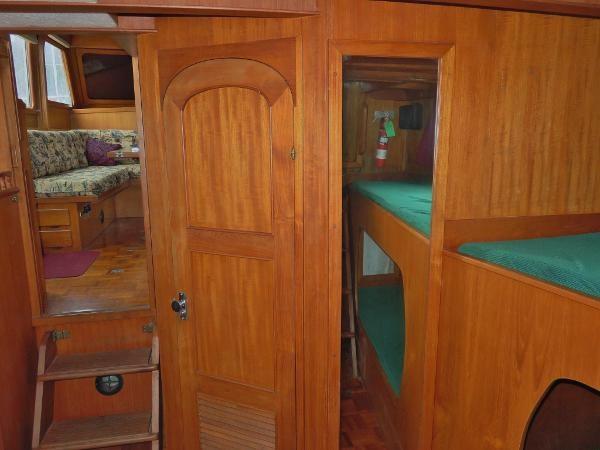 1980 Grand Grand Mariner 40 Tri-Cabin Photo 8 of 19
